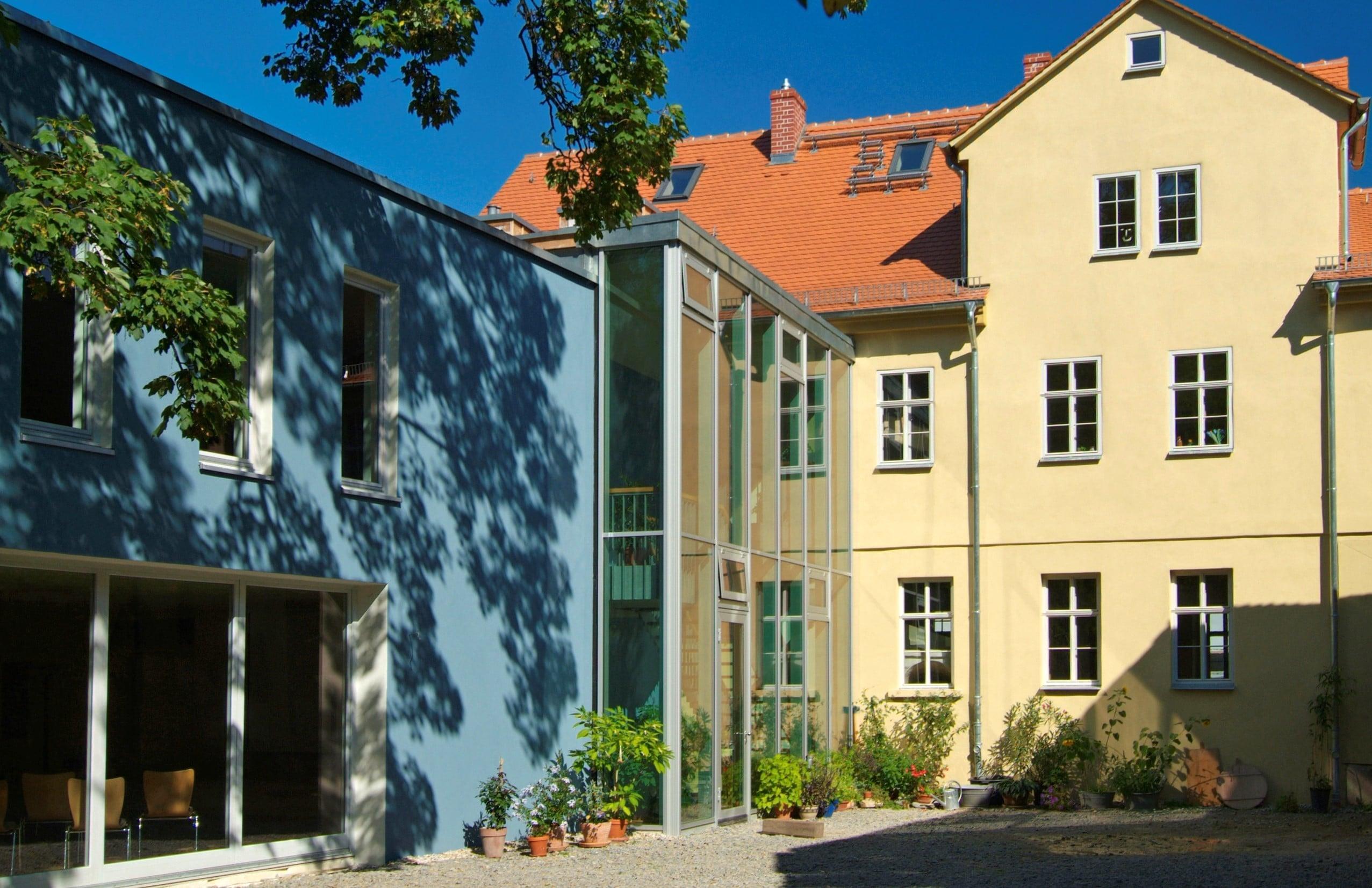 Hummel-Haus in Weimar